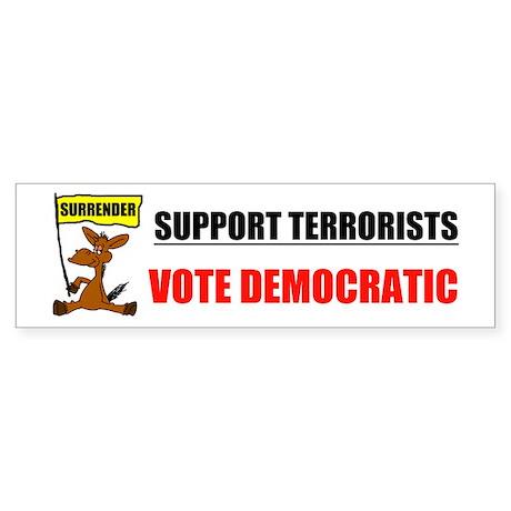 YOU KNOW HE'S A COMMUNIST Bumper Sticker (50 pk)
