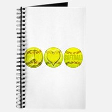 Peace, Love, Softball Journal