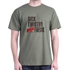 SICK TWISTED BECK FREAK T-Shirt
