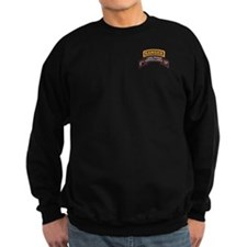 E Co 51st INF LRS Scroll with Sweatshirt
