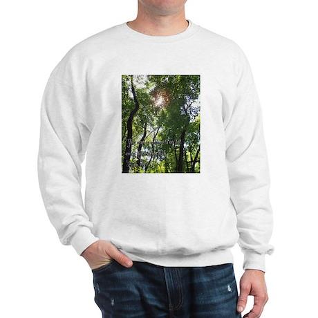 Psalm 119:105 Sweatshirt