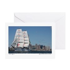 Tall Ship Greeting Cards (Pk of 10)