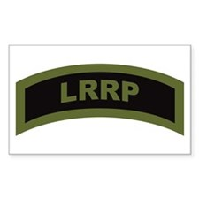 LRRP Tab OD Rectangle Decal
