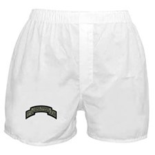 1st CAV Long Range Surveillan Boxer Shorts
