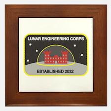 Lunar Engineering Framed Tile