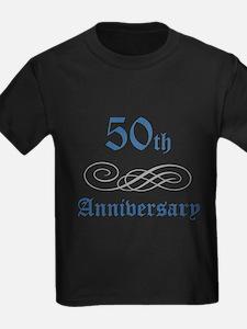Elegant 50th Anniversary T