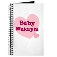 Baby Makayla Journal