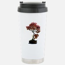 Red Leaf Bonsai Travel Mug