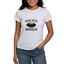 Texas State Armadillos Tee