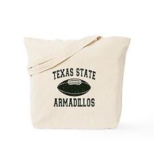 Texas State Armadillos Tote Bag