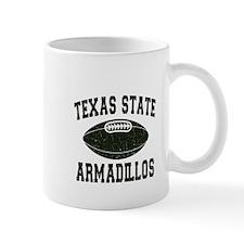 Texas State Armadillos Mug