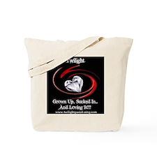 Unique Twilight fans Tote Bag