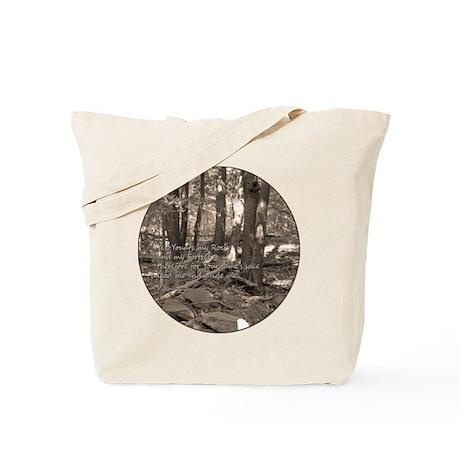 Psalm 31:3 Tote Bag