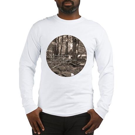 Psalm 31:3 Long Sleeve T-Shirt