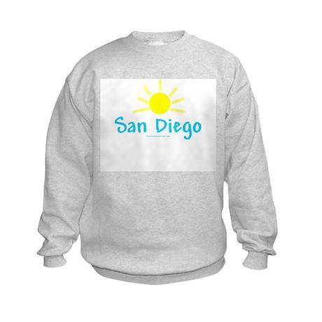 San Diego Sun - Kids Sweatshirt