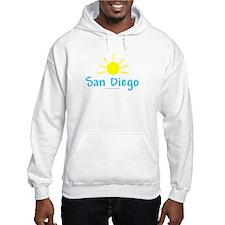San Diego Sun - Hoodie