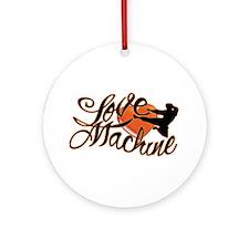 Love Machine Ornament (Round)