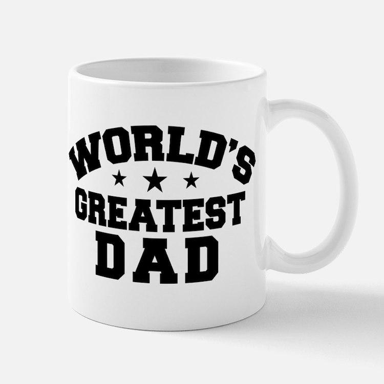 World's Greatest Dad Mug