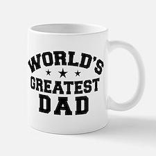 World's Greatest Dad Small Small Mug