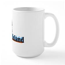 Captiva Island FL Large Mug