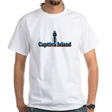 Captiva Island FL White T-Shirt