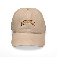 25th INF LRS Scroll Desert Baseball Cap