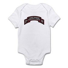 29th Infantry LRS Scroll, Clr Infant Bodysuit
