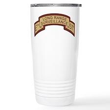 E Co 51st Infantry LRS Deser Travel Mug