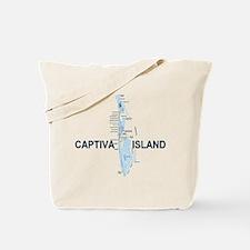 Captiva Island FL Tote Bag