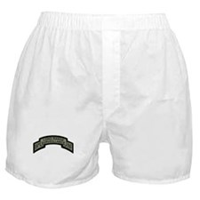 104th Infantry Long Range Sur Boxer Shorts