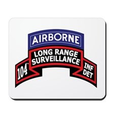 104th Long Range Surveillance Mousepad