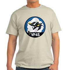 Patrol Squadron VP 45 US Navy Ships T-Shirt