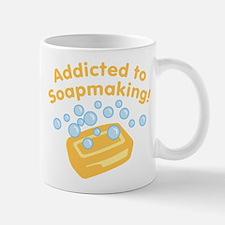 Addicted to Soap Craft Mug