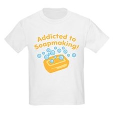 Addicted to Soap Craft T-Shirt