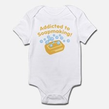 Addicted to Soap Craft Infant Bodysuit