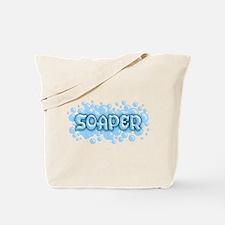 Soaper Tote Bag