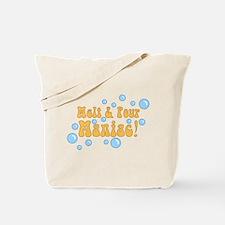 Melt And Pour Maniac Tote Bag