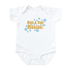 Melt And Pour Maniac Infant Bodysuit
