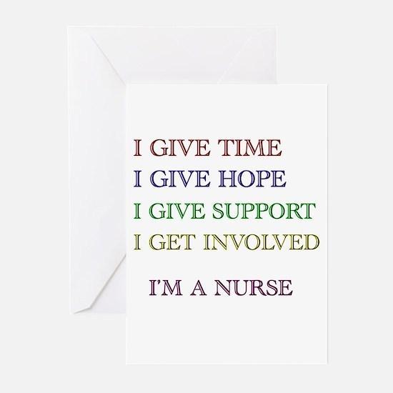 Cute Nurse week Greeting Cards (Pk of 10)