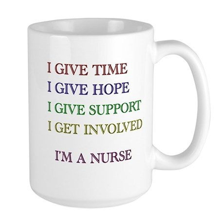 I GIVE TIME copy Mugs
