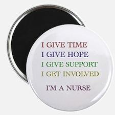 Cute Nurses week Magnet