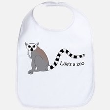Ring-tailed Lemur Bib