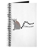 Lemur Journals & Spiral Notebooks