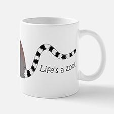 Ring-tailed Lemur Mug
