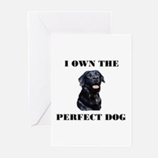 MY PERFECT LAB Greeting Cards (Pk of 20)