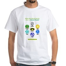 Men's Green Power Rally T-Shirt