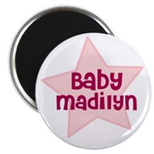 Baby Madilyn Magnet
