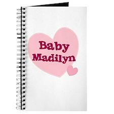 Baby Madilyn Journal