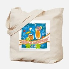 Tropical Girls Weekend 2017 Tote Bag