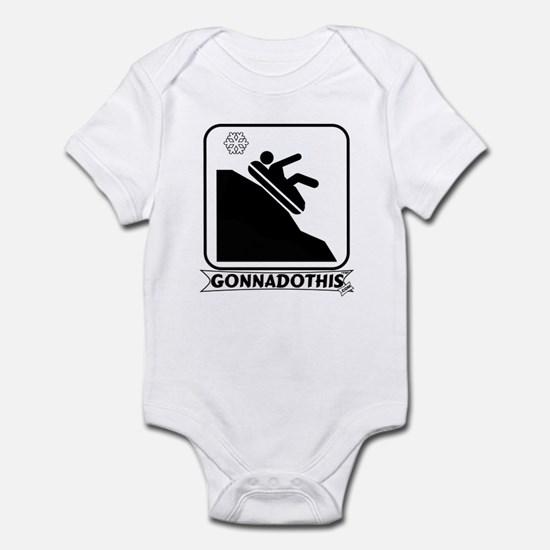 GONNADOTHIS.COM-Snow Tubing- Infant Bodysuit